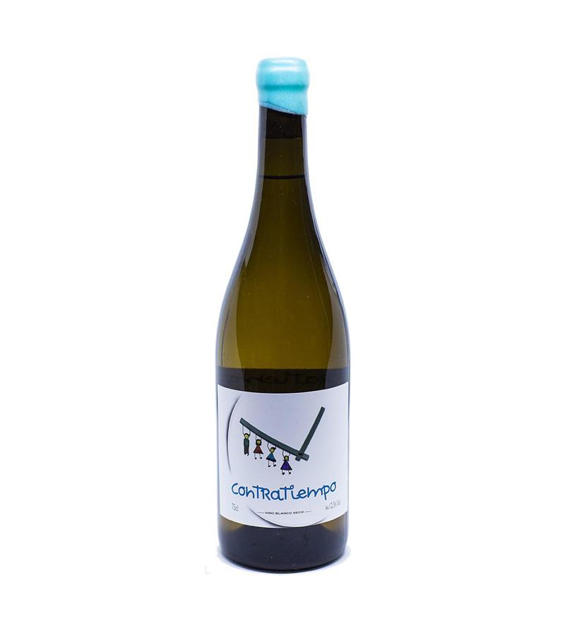 Vino Contratiempo 2019. Bodega 4 Ojos Wine, Puerto de Santa María