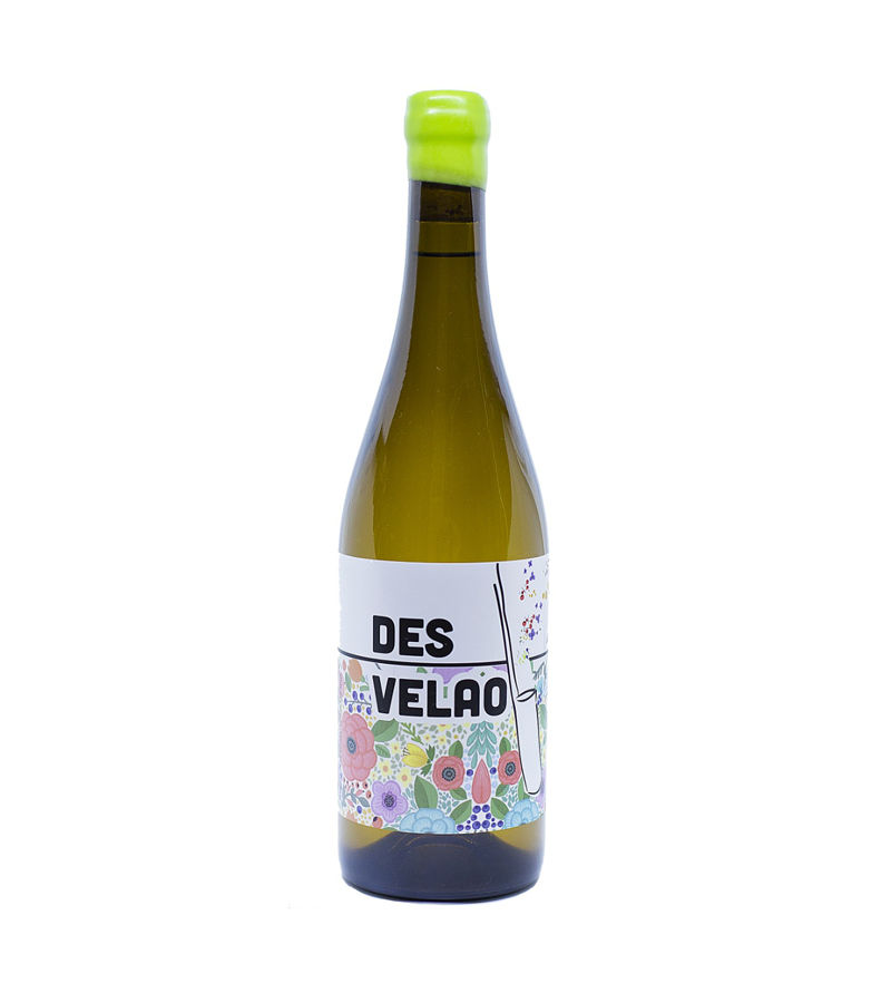 Vino Desvelao 2018. Bodega 4 Ojos Wine, Puerto de Santa María