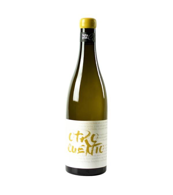 Vino blanco, Otro Cuento, de Arribes de Duero. Bodega El Hato y el Garabato