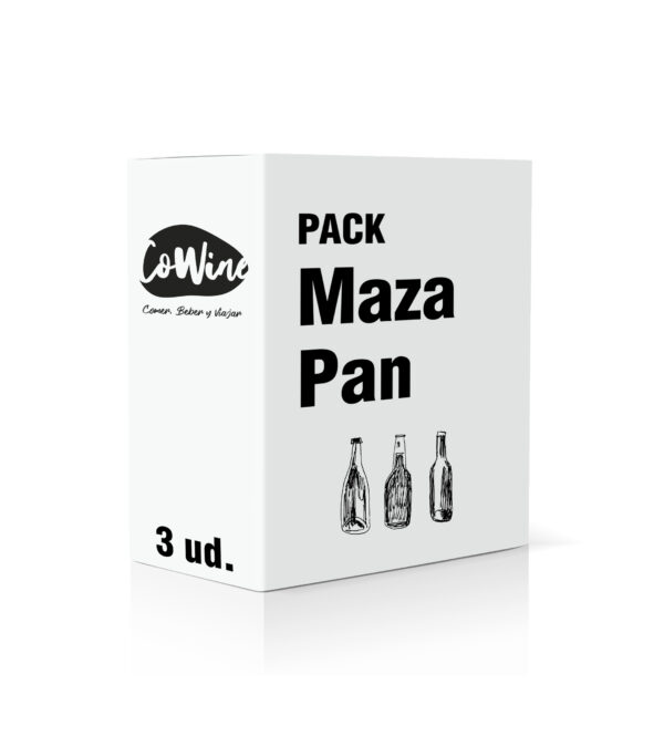 Pack Mazapan. Cowine